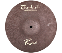 "Turkish Cymbals Rawdark 10"" Splash"