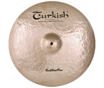 "Turkish Cymbals Rock B. Raw 12"" Splash"