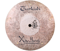 "Turkish Cymbals Xanthos-Cast 10"" Flat Bell Sizzle"
