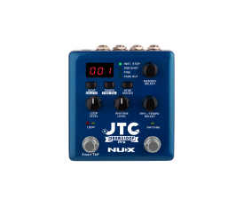 JTC Drum & Loop PRO Dual Switch Looper Pedalı