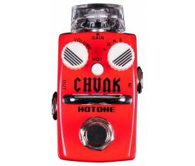 Hotone Chunk SDS-1 Single Footswitch Analog Crunch Distortion Pedal
