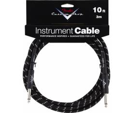 Fender 10' CS Performance Cable BLK TWD