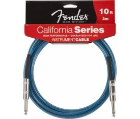 Fender 10' California Instrument Cable LPB