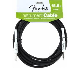 Fender 18.6' Performance Inst Cable BLK