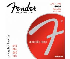 Fender Acoustic Bass Strings 8060 45-100