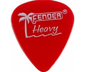 Fender California Clear 12 Pack Heavy CAR