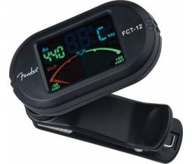 Fender Colour Clip-On Tuner
