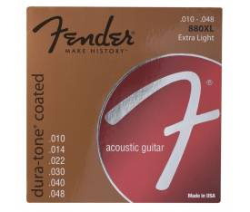 Fender Dura-Tone Coated 80/20 880XL 10-48