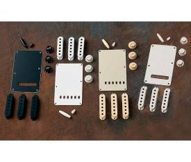 Fender Strat Accessory Kit BLK