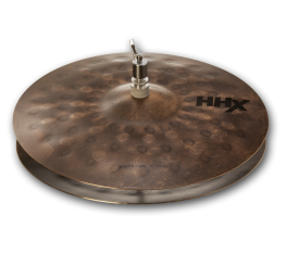 "Sabian 11302XNJM 13"" HHX Fierce Hi Hat"