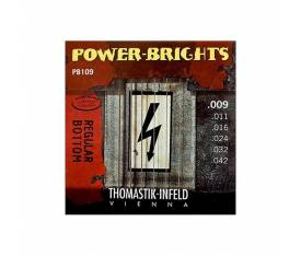 Gitar Aksesuar Elektro Power-Brights Tel Thomastik Infeld PB109