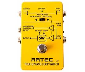 Artec LS1 - Tek Kanal Loop Switch Pedal