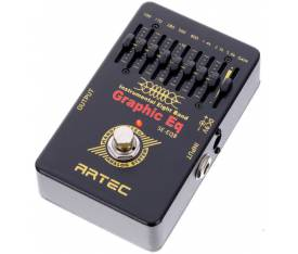 Artec SEEQ8 - 8 Band Grafik EQ Pedal