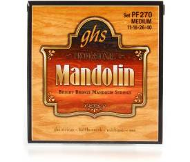 GHS Strings Mandolin Teli