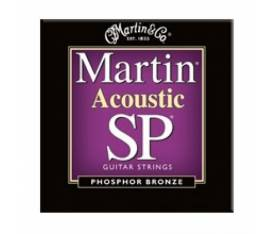 Martin & Co Akustik Gitar Teli - MSP4050 Custom Light
