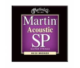 Martin & Co Akustik Gitar Teli - MSP3050 Custom Light