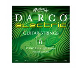Martin & Co D9300 - Darco (Extra Light) 09-42 Elektro Gitar Teli