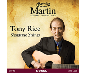 Martin & Co MTR13 - Tony Rice (Bluegrass) 13-56 Akustik Gitar Teli