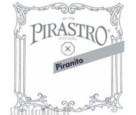 Pirastro Piranito Violin (E-ball, A-Alu) Medium - Keman Teli