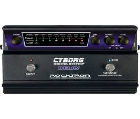 Rocktron Technology Cyborg Delay Pedal