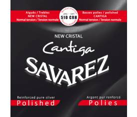 Savarez 510CRH - New Cristal Cantiga Normal Tension Klasik Gitar Teli