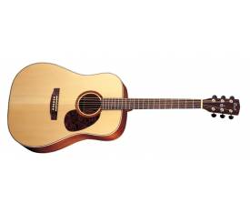 Cort EARTH100NAT Earth Serisi Akustik Gitar Natural