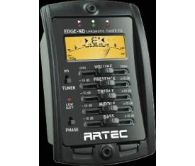 Artec EDGE-ND 4 Band Equalizer&LCD Ekran Cromatic Tuner
