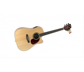 Cort MR710F-CB NAT MR Serisi Natural Elektro Akustik Gitar