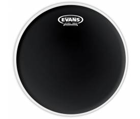 "Evans TT10RBG 10"" Resonant Siyah Clear Tom Alt Derisi"