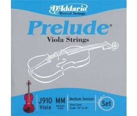 D'addario J910LM Viyola Tek Teli  Medium Tension A (La)