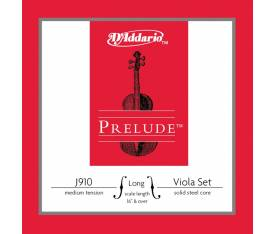 D'addario J910LM Keman Tel Set Prelude (4/4) Medium Long