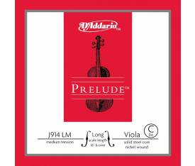 D'addario J914LM Tek Viyola Teli Medium Tension  C (Do)