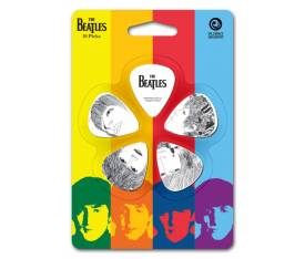 Planetwaves 1CWH2-10B1 Beatles Logolu İnce Pena 10 AdetPena