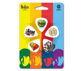 Planetwaves  1CWH4-10B3 Beatles Logolu Medium Pena 10 Adet Pena