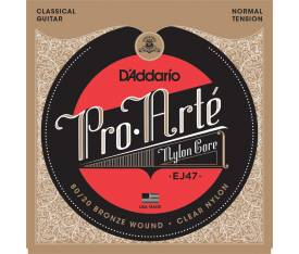D'addario EJ47 Normal Tension Klasik Gitar Takım Tel