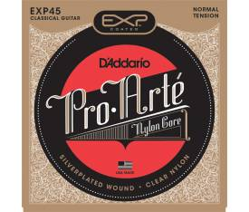 D'addario EXP45 Klasik Tel Set Kaplamalı Normal Tension
