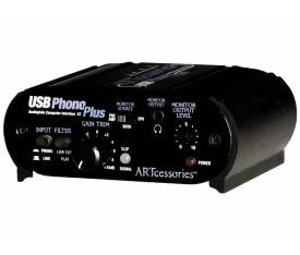 ART USB Phono Plus USB Analog-Dijital Çevirici