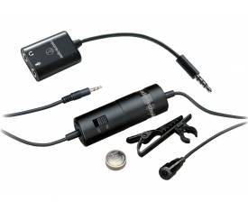 Audio Technica ATR3350iS Omnidirectional Condenser