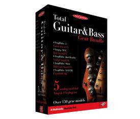 IK Multimedia Total Guitar & Bass Bundle Plug-In Yazılımı