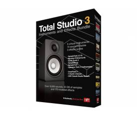 IK Multimedia Total Studio 3 Bundle Plug-In Yazılımı