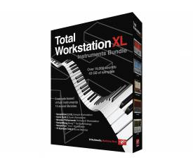 IK Multimedia Total Workstation XL Bundle