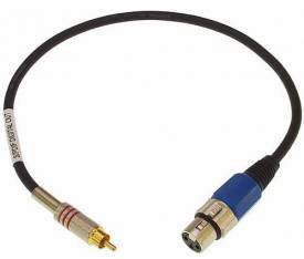 Lynx Studio Technology CBL-XFDR18 Male-XLR Audio Cable