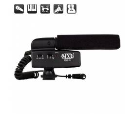 MXL FR-310 Hot Shoe Shotgun Microphone
