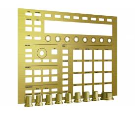 Native Instruments Solid Gold Maschine Custom Kit