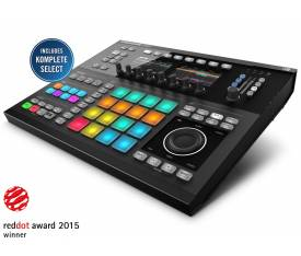 Native Instruments Black Maschine Studio Controller