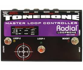 Radial Engineering Loopbone Dual Effects Loop Değiştirici