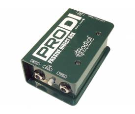 Radial Engineering ProDI Pasif DI Box