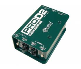 Radial Engineering ProD2 2 Kanal Pasif DI-Box
