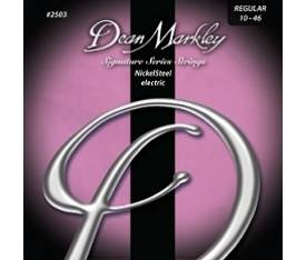 Dean Markley Nickel Steel Regular 2503 (10-46) - Elektro Gitar Tel Seti
