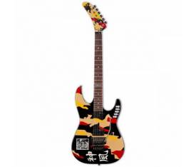 ESP LTD George Lynch GL-200K Kamikaze Elektro Gitar